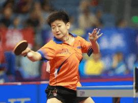 全运会女乒团体赛 河北女乒掀翻卫冕冠军
