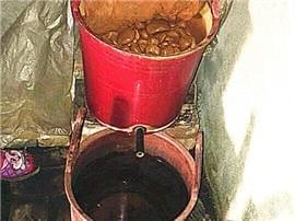 南昌县蔡家村井水铁含量超标 村民喝水需过滤