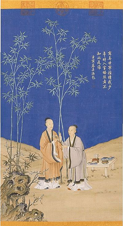 台北故宫展示郎世宁中西合璧绘画成就