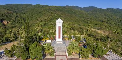 航拍万宁六连岭自然保护区 鸟瞰壮美雨林