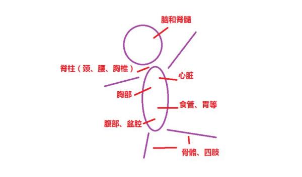 itotiiX光、CT、B超、核磁共振到底有什么不同?