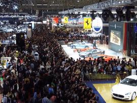 2017上海车展:上海车展和国际一线车展之间还有多少差距?