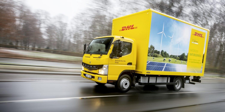 载重可达3.5吨 戴姆勒首款纯电动卡车在欧交付