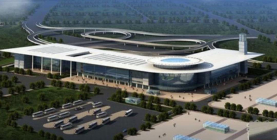 汽车客运东南站开建 预计2019年底建成
