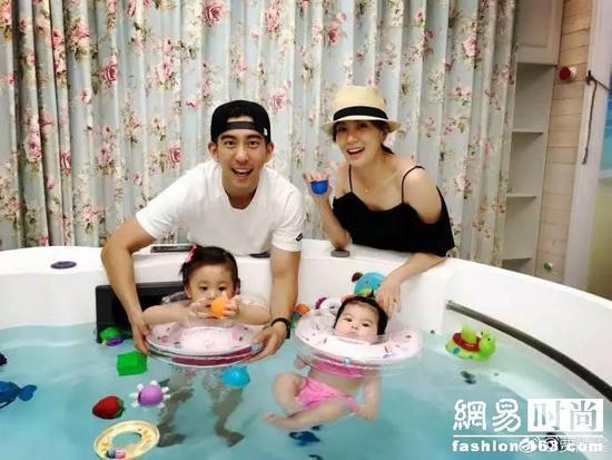 43岁的贾静雯生三个娃却依旧美成少女 秘诀是...