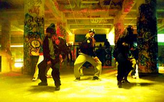 迷笛到来之前《热血街舞团》率先燃爆钦州!