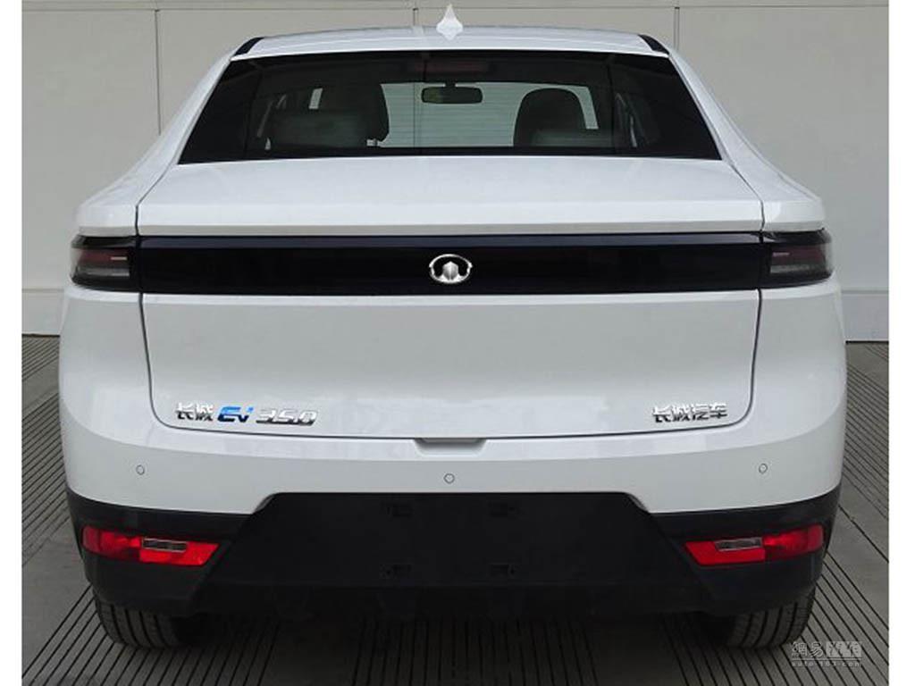 定位纯电动跨界SUV 曝长城EV申报信息