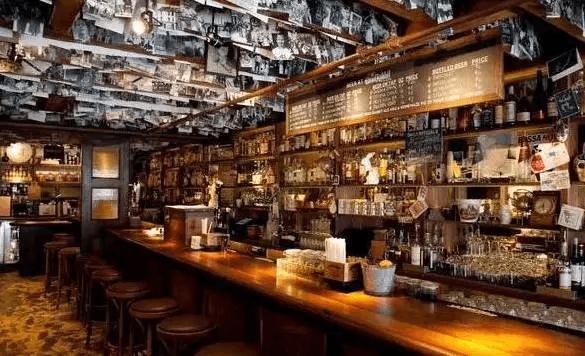 世界十大酒吧一半在伦敦 不来一杯吗