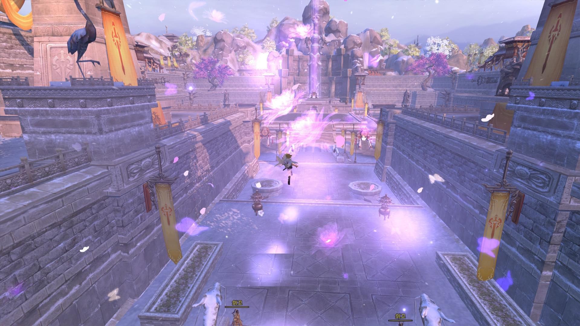 《剑网3》官方攻略团:揭开拭剑园的面纱