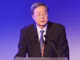 央行行长周小川:现在中国需要将杠杆率降下来