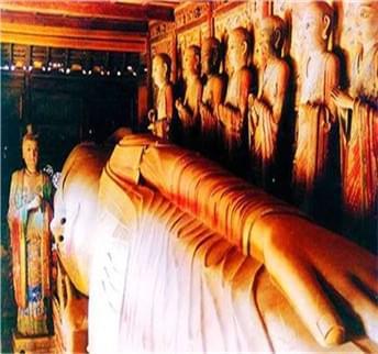 一带一路看甘肃:走进张掖千年皇家寺院大佛寺
