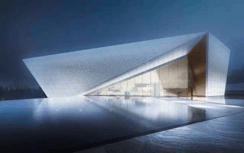 龙湖昱湖壹号销售中心即将开放 以建筑艺术更新重庆商