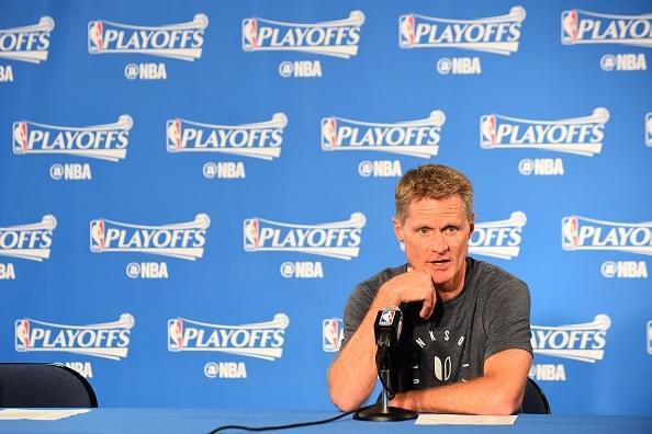 Kerr病情好轉可正常行走 但仍將缺席首輪第四戰
