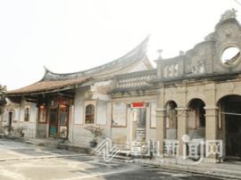 龙海合浦苏氏古民居:中西合璧成一绝