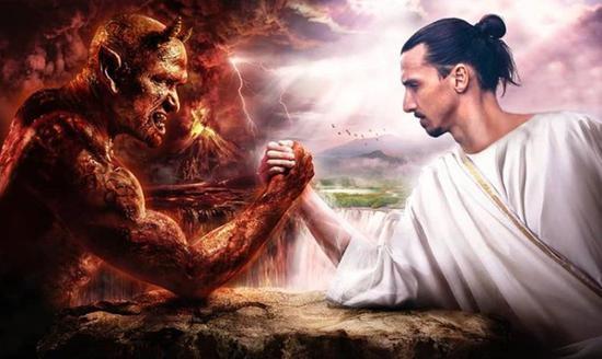 曼联官方宣布与伊布提前解约 上帝与红魔说再见!