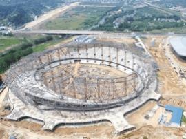 宜昌奥体中心将打造为湖北省首个综合体育园