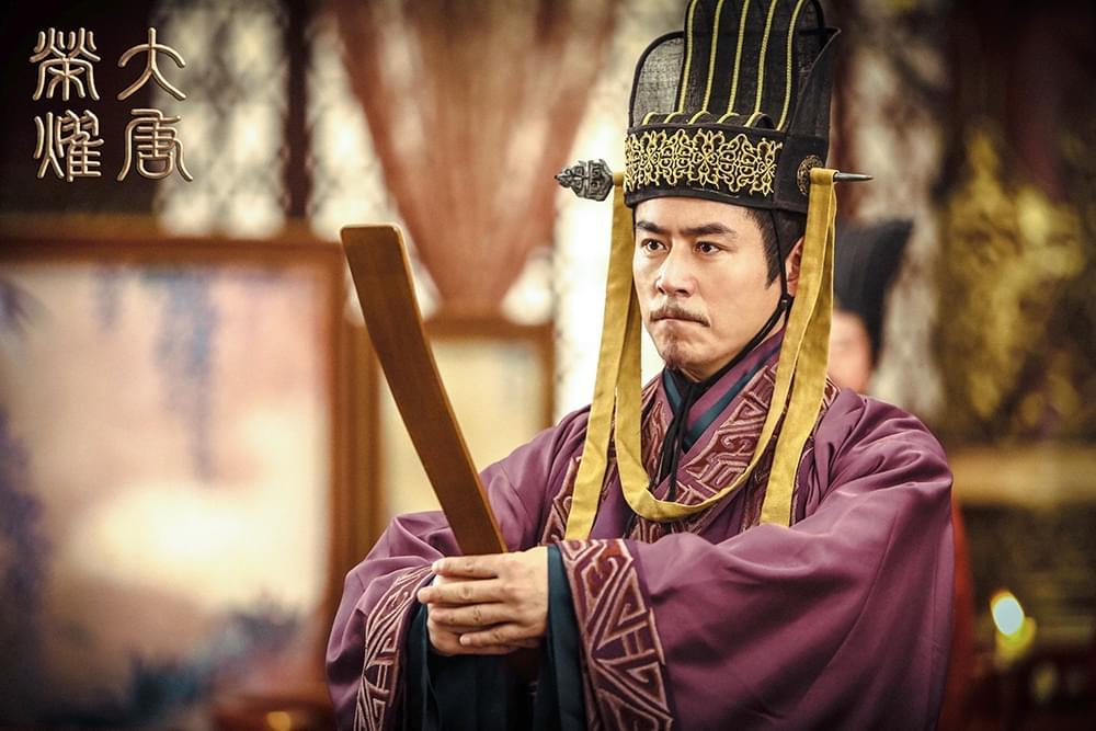 《大唐荣耀2》收官 常铖成就一代帝王终圆梦