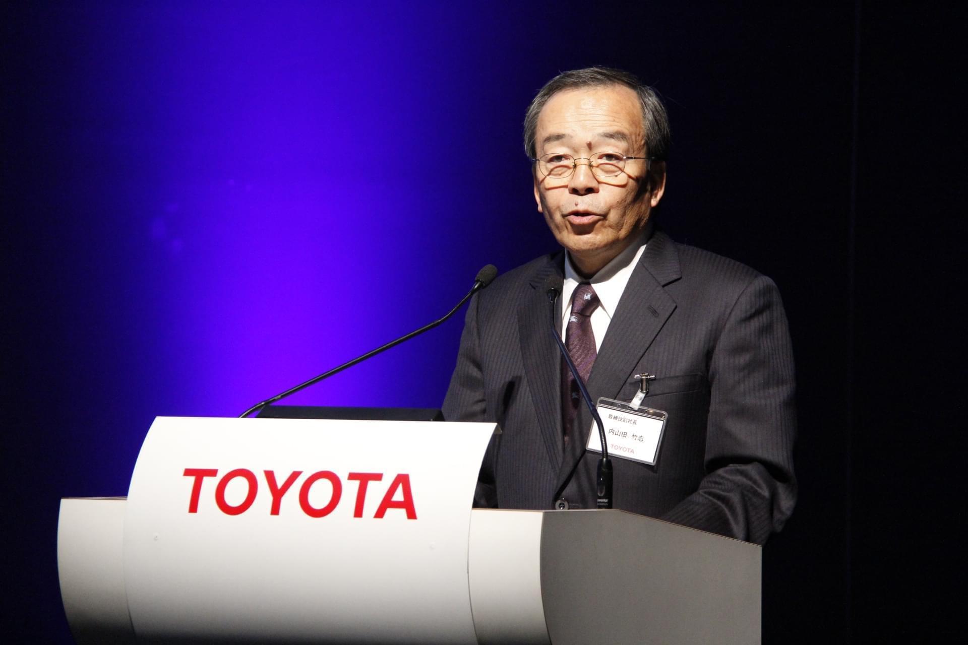 纯电汽车发展较慢 丰田董事长:电池技术仍存缺陷