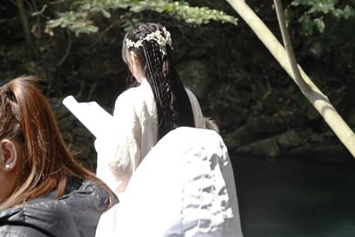 《独孤皇后》拍摄正酣 陈乔恩对伽罗又敬又爱