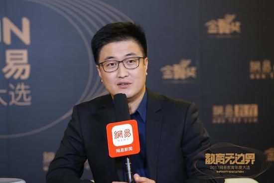 微语言刘建鹏:让中国孩子拥有全球外教