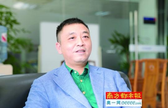酷派CEO蒋超:过去一年 对我影响最大的是贾跃亭