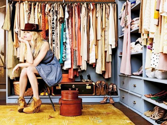 衣服也要共享?创始人称市场价值高达4000亿