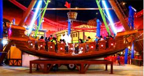 青岛东方影都万达乐园欢乐起航引领行业新趋势