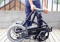 轻客折叠智慧电单车TF01全面解析
