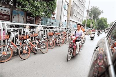 39万辆不能再多了!郑州暂停共享单车增量投放