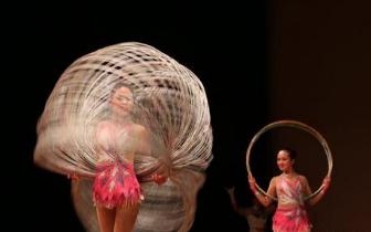 中国残疾人艺术家献艺美国休斯敦 促文化交流