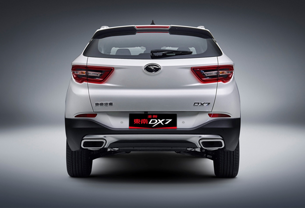 4月上市/增加1.8T动力 全新东南DX7发布