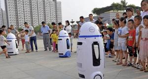 献县首届创新创业成果展见闻