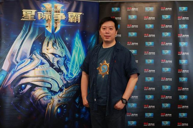 爱玩网专访李日强:希望提供更好的war3对战服务