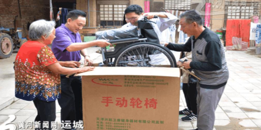 运城市疾控中心:党员走在脱贫攻坚的第一线