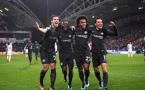 英超-威廉2传1射 切尔西3-1获胜