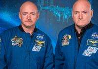 NASA用双胞胎宇航员做研究:发现基因表达方式会