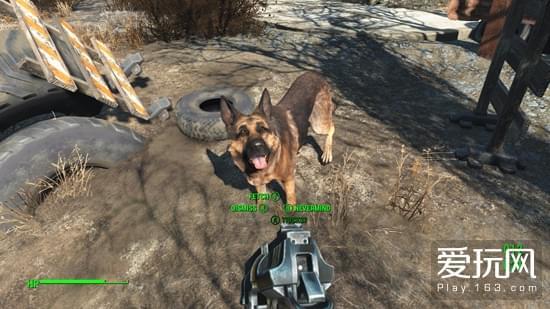 游戏史上的今天:开局一人一狗捡装备《辐射4》