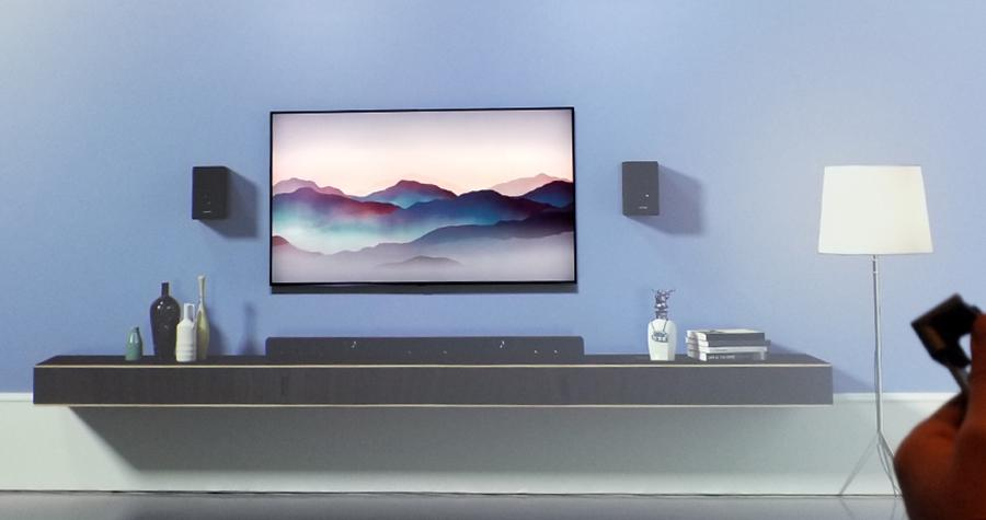 借助AI与IoT,三星2018年QLED TV正重新定义电视