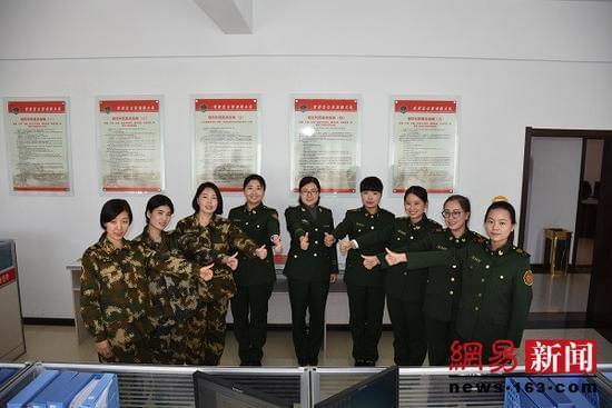 带你到忻州消防警营看我们的女王怎么过节