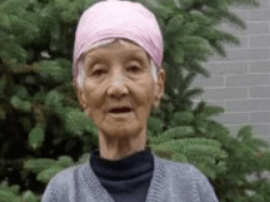 大同救助77岁有张家口口音董玉莲 急寻亲属