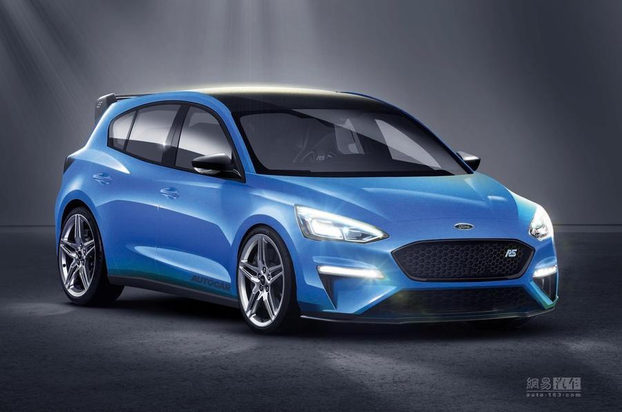 超400马力 福特全新福克斯RS将2020年亮相