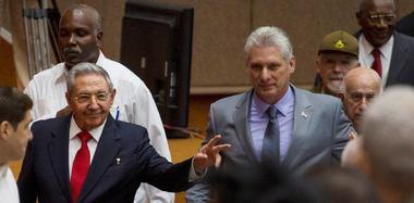 """告别""""卡斯特罗时代"""" 卡内尔当选古巴新元首"""