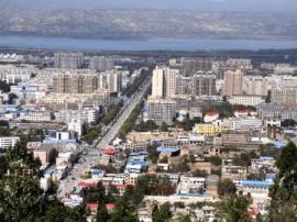 陕州区重点项目建设引领经济加速转型升级