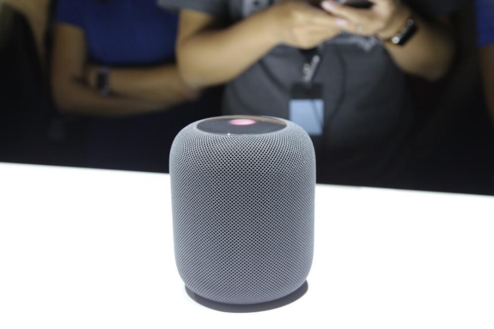 苹果HomePod想占据你的家,但来得太迟了