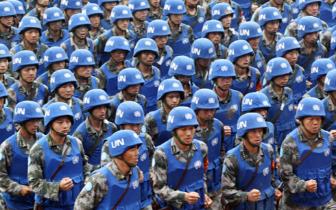美媒:联合国维和行动中国人应任高职