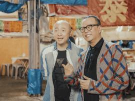 """《食囧》徐峥陷""""港囧""""与欧阳震华同喝鸳鸯奶茶"""