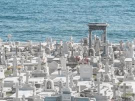 日本人为什么喜欢和墓地住在一起?