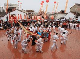 龙文区加强武术文化挖掘 力争打造全国武术之乡