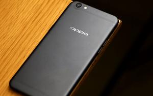 OPPO R9s黑色版图赏
