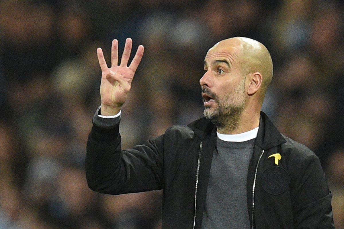 还有谁!瓜帅连续4个月夺英超最佳教练 历史第1人